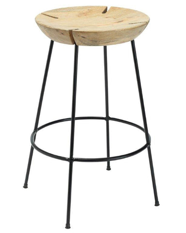 Hayden Stool Natural