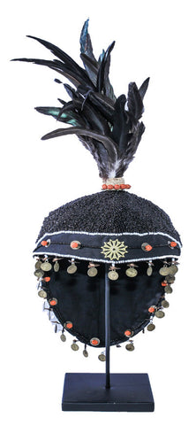 Headdress - Black