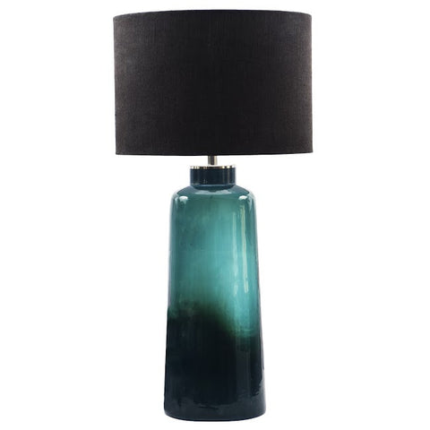 Ocean Glass Lamp