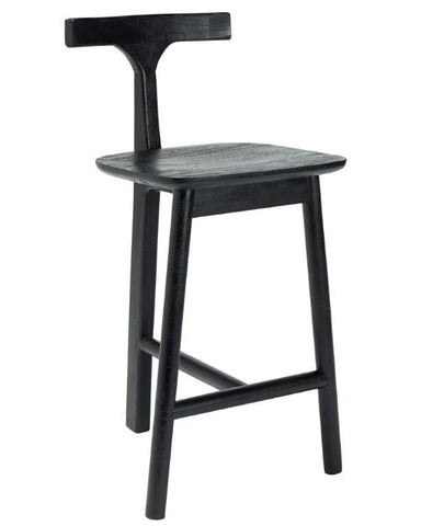 T Back Counter Stool