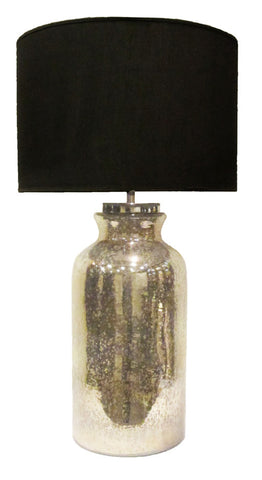 Verve Antique Gold Lamp