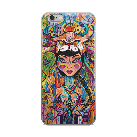 """Daughter of Aya"" iPhone case"
