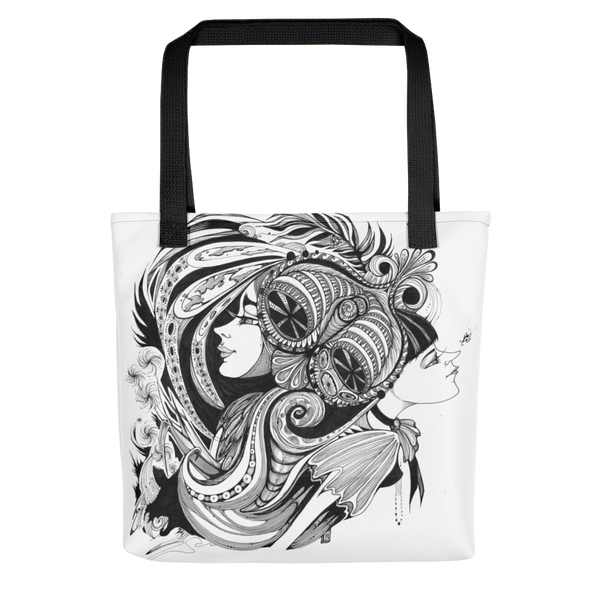 Witchy Mother Tote bag