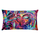 """New Paradise"" Fine Art Pillow"