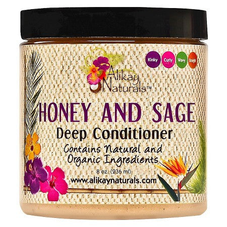 Honey and Sage- Deep Conditioner