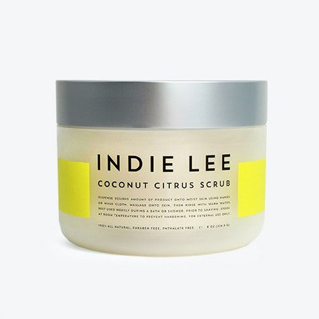 COCONUT CITRUS BODY SCRUB