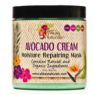 Avocado Cream - Moisture Repairing Hair Mask