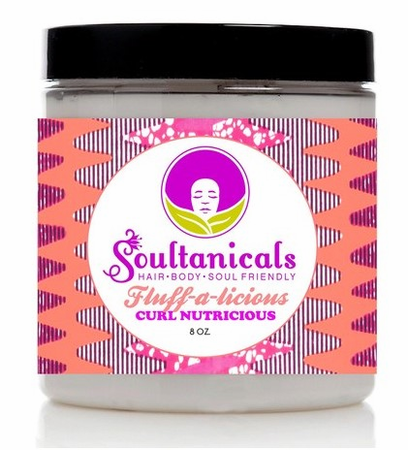 Soultanicals Fluff-A-Licious Curl Nutricious
