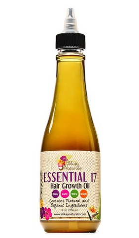 Essential 17 Growth Oil