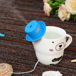 2-in-1 Cowboy Hat Air Humidifier