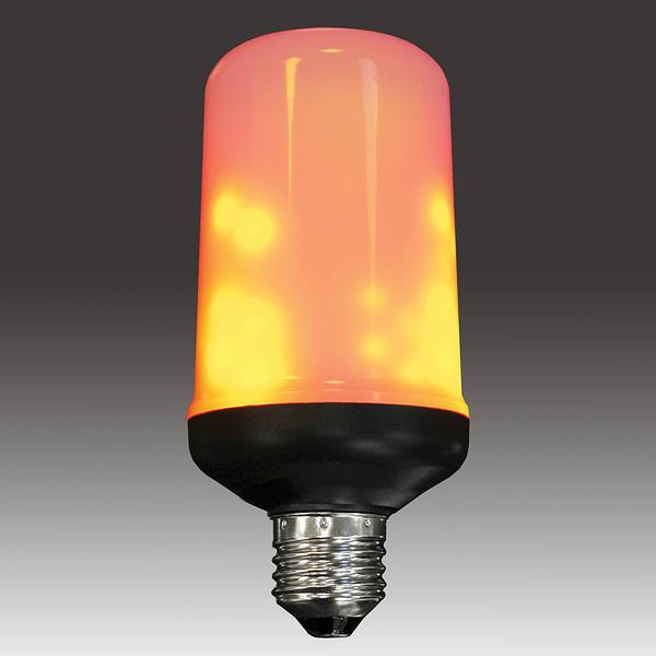 Home & Garden - LED Flame Lamps