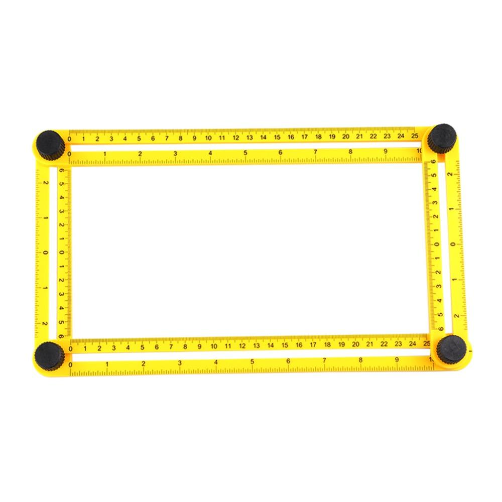 Tools - Multi-Angle Measuring Ruler