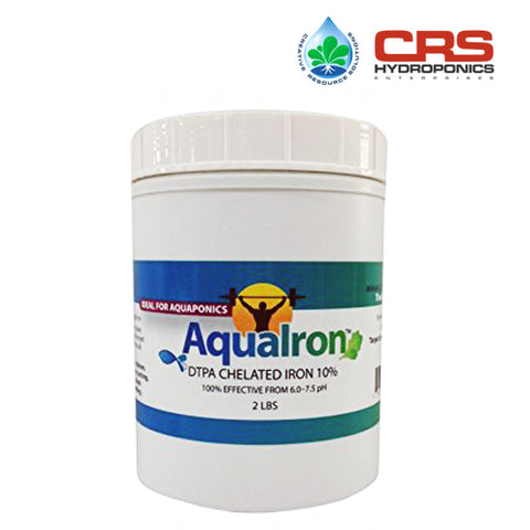 AquaIron DTPA Chelated Iron 10%