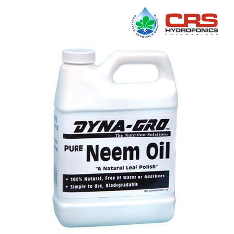 DYNA-GRO: Neem Oil Natural Leaf Polish