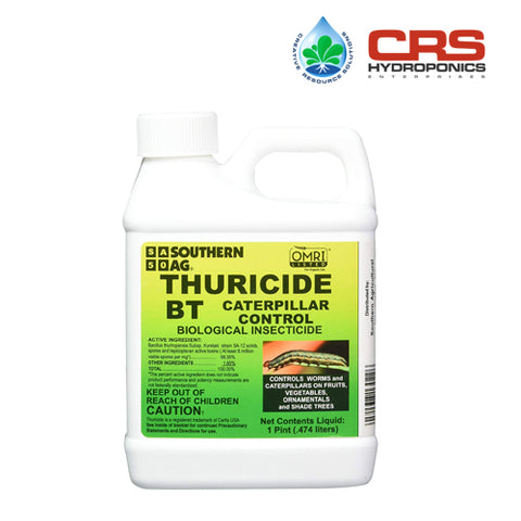 THURICIDE® BT CATERPILLAR CONTROL