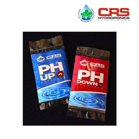 pH Up & pH Down Adjuster Crystals