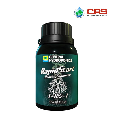 General Hydroponics Rapid Start for Rooting Enhancer,  125ml