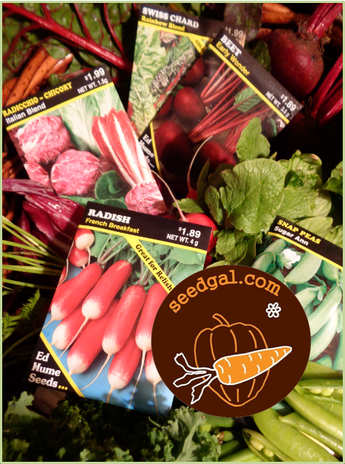 Seeds Now Available For Early Spring Vegetable Gardening