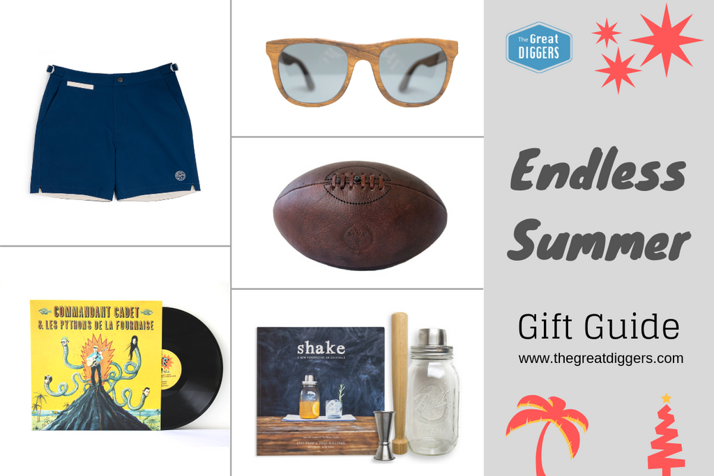 Endless Summer Christmas Gift Guide 2018