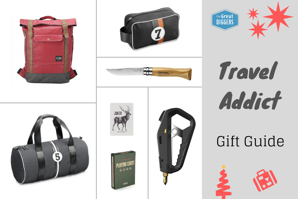 Travel Addict Christmas Gift Guide 2018