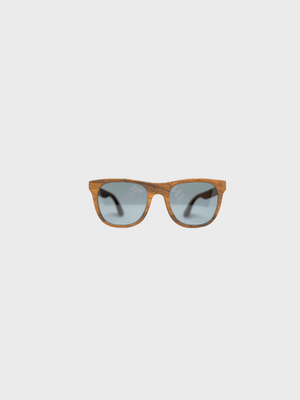Burge - Wooden Sunglasses