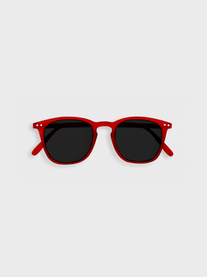 #E Red Sunglasses - The Great Diggers