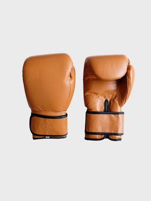 Deluxe Leather Boxing Gloves - The Great Diggers