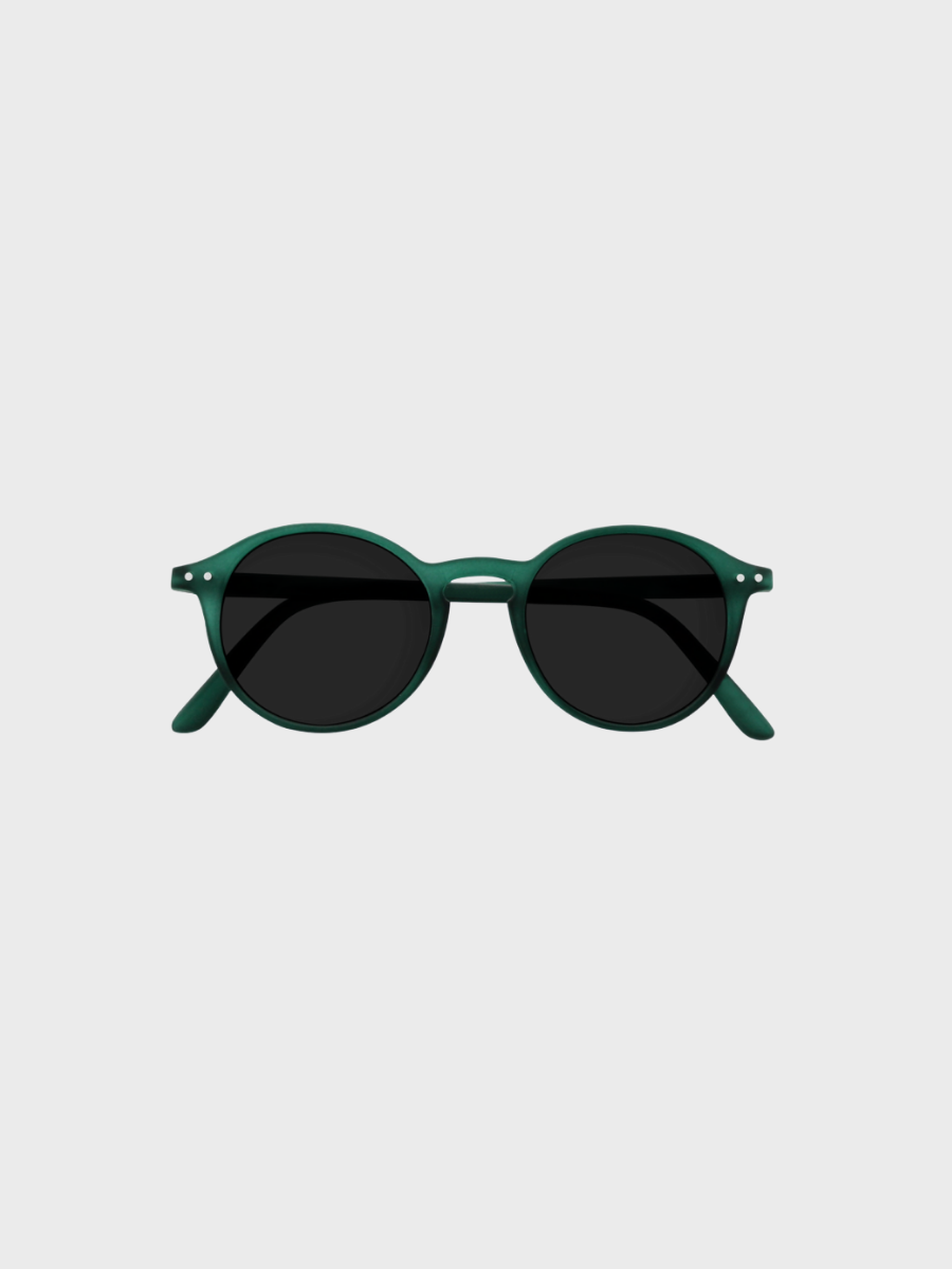 #D SUN - Sunglasses Green Izipizi The Great Diggers