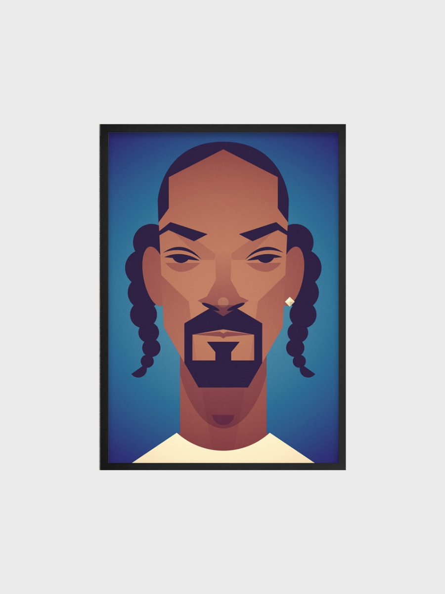 Snoop Dogg Stanley Chow Posters