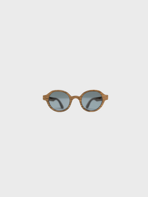Santini - Wooden Sunglasses
