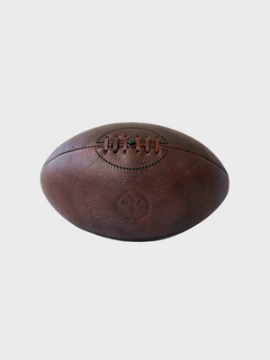 Heritage Leather Rugby Ball - The Great Diggers
