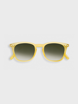#E Yellow Chrome Sunglasses - The Great Diggers