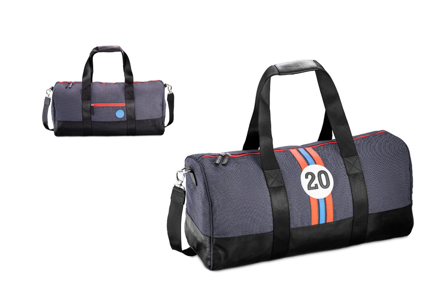 Weekender Travel Bag Entre 2 Retros The Great Diggers