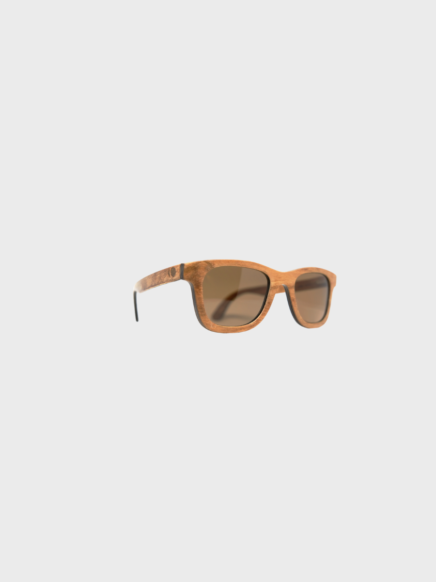 Barnes - Wooden Sunglasses