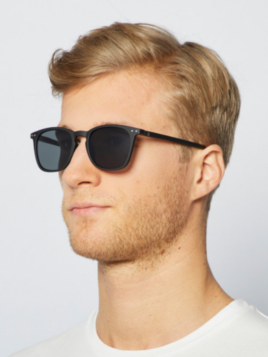 #E Black Sunglasses - The Great Diggers