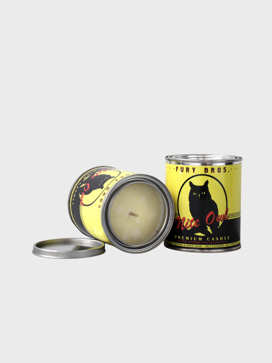 Premium Candles - Nite Owl - The Great Diggers