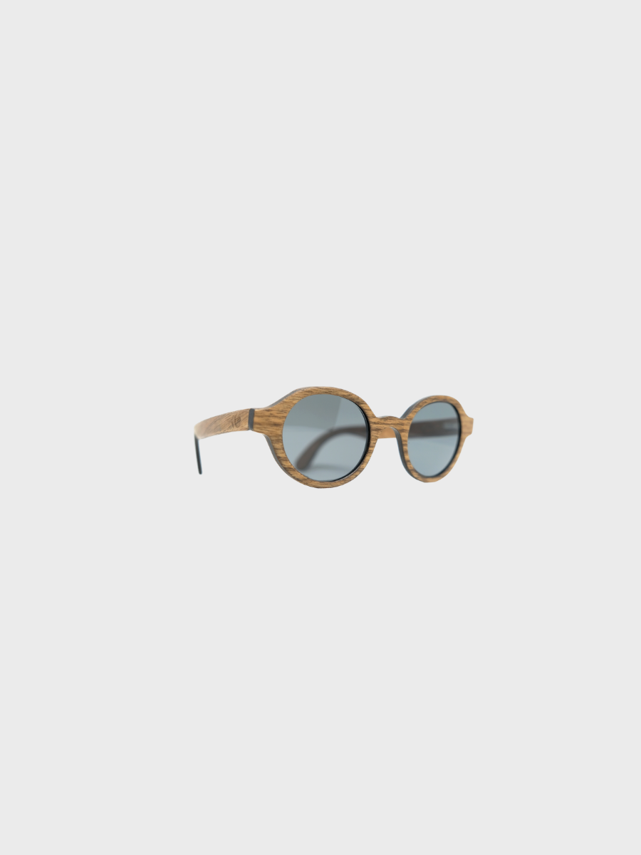 Santini - Wooden Sunglasses - The Great Diggers