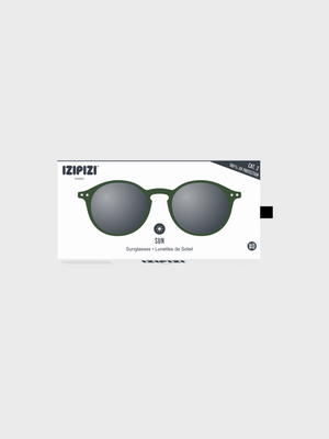 #D Green Sunglasses - The Great Diggers
