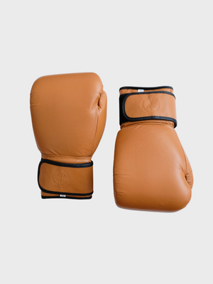 MVP Modern Vintage Player New Zealand handmade leather boxing gloves strap up the great diggers