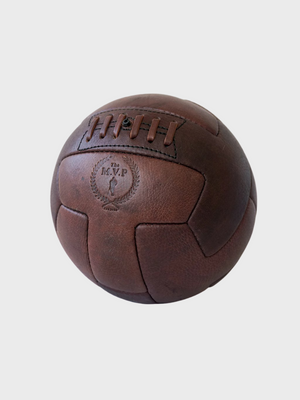 MVP Modern Vintage Player New Zealand handmade soccer ball leather the great diggers