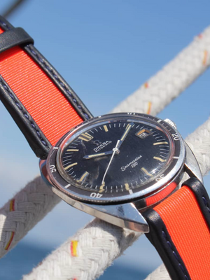 Luxury Storm Sailcloth Watch Strap Avel & Men The Great Diggers