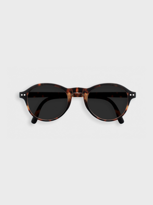 #F Tortoise Sunglasses - The Great Diggers