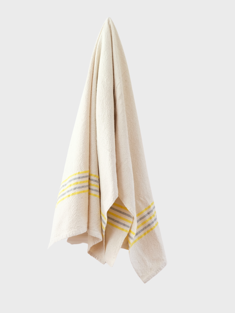Handwoven bath beach towel made in South Africa