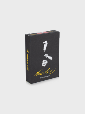 Bruce Lee 李小龙 Playing Cards Art of Play The Great Diggers Hong Kong 香港
