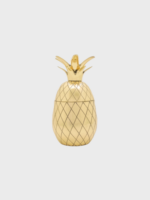 W&P design cocktail mixology pineapple tumbler