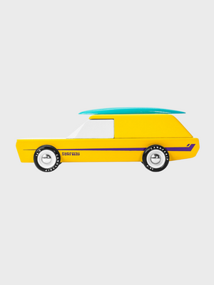 Surfman Awesome Wood Cars by Candylabs The Great Diggers Hong Kong