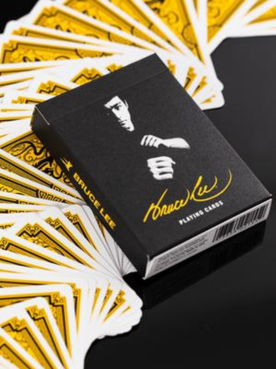 Bruce Lee Playing Cards - The Great Diggers
