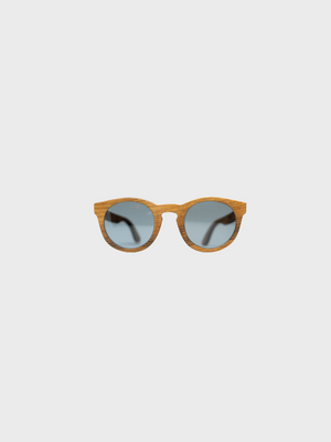 Owl - Wooden Sunglasses