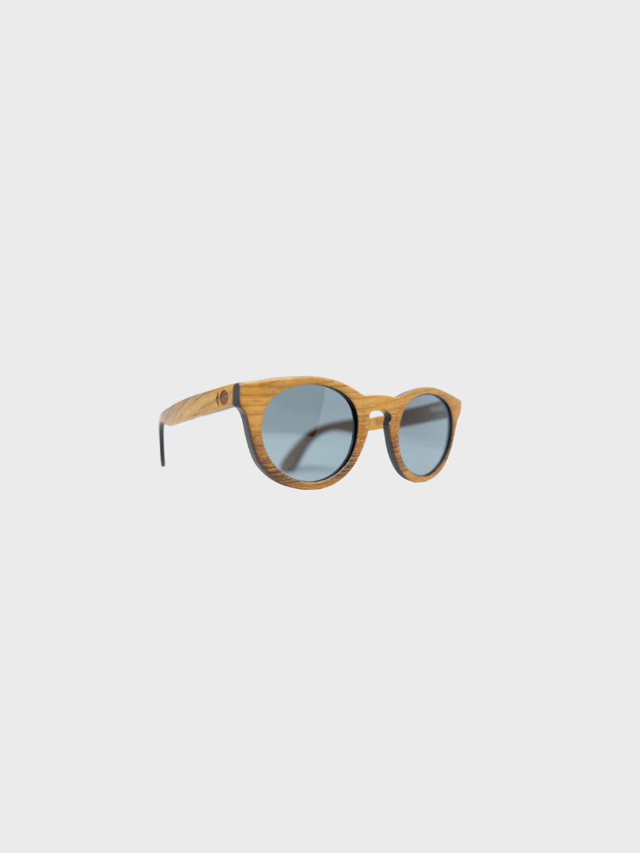 Owl - Wooden Sunglasses - The Great Diggers
