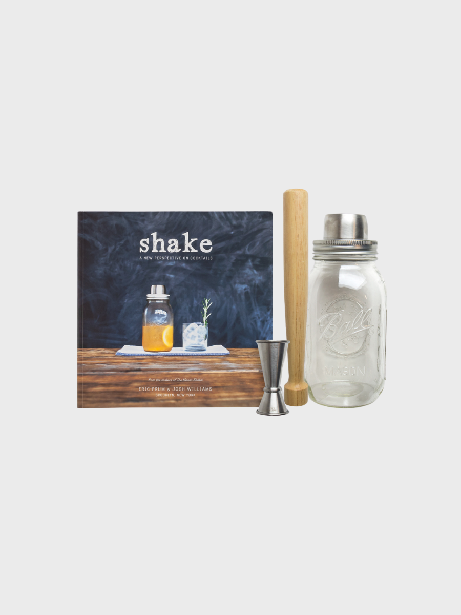 The Barware Set + Shake Book - The Great Diggers